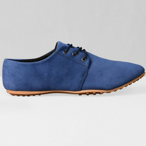The Agent Casual Shoes-Blue