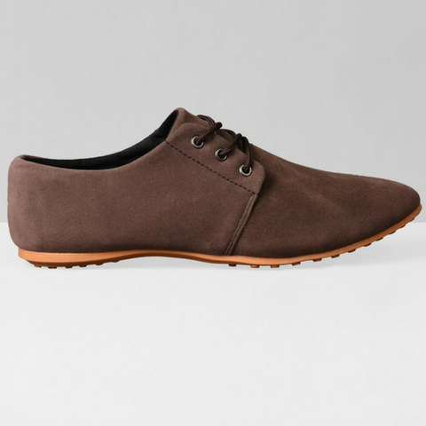 The Agent Casual Shoes-Brown