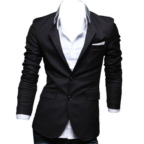 Mens Summer Blazer with Contrast Pocket