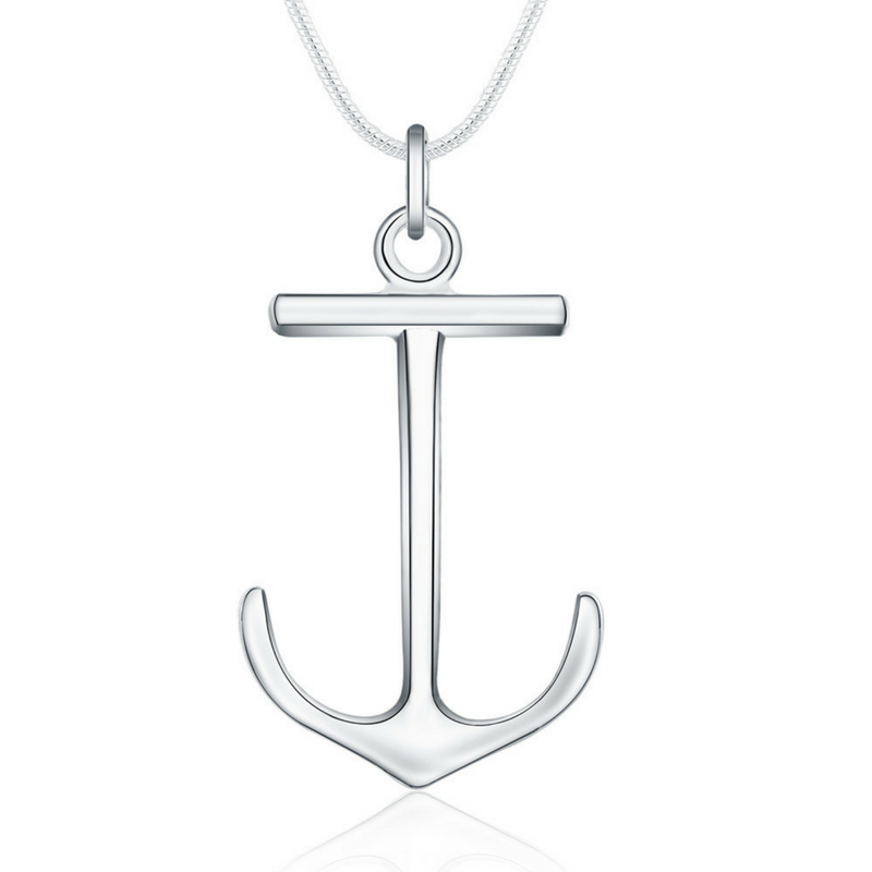 Anchors Charms Necklace