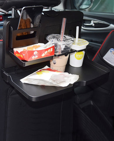 Car Back Seat Folding Table