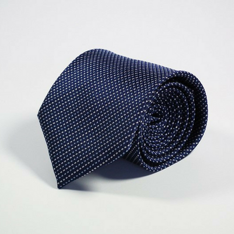 Men's Tie Speckled Blue