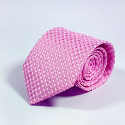 Men's Tie Roseate Square