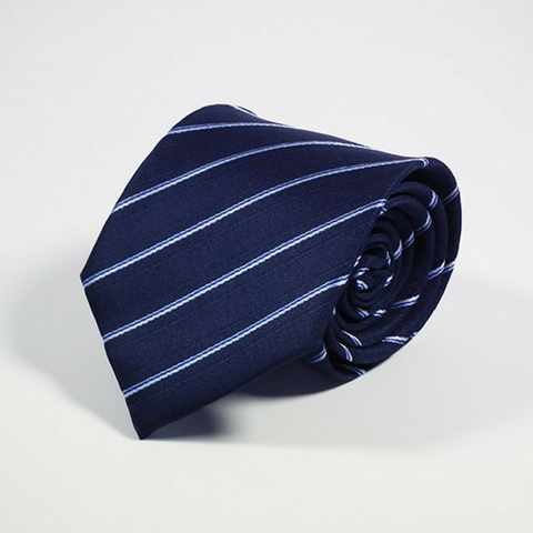 Men's Tie Striped Retro