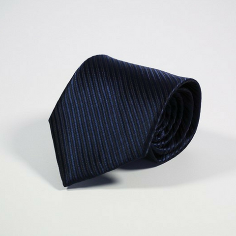 Men's Tie Stripe Linen Dimir