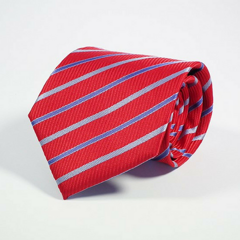 Men's Tie Striped Christmast
