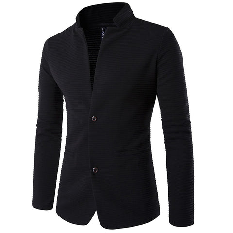 Skinny Blazer in Black