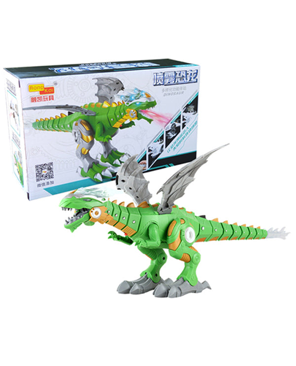 Electric interactive Dragon - Green