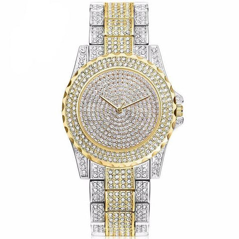 Luxury Diamond Watch! ONE DAY ONLY!
