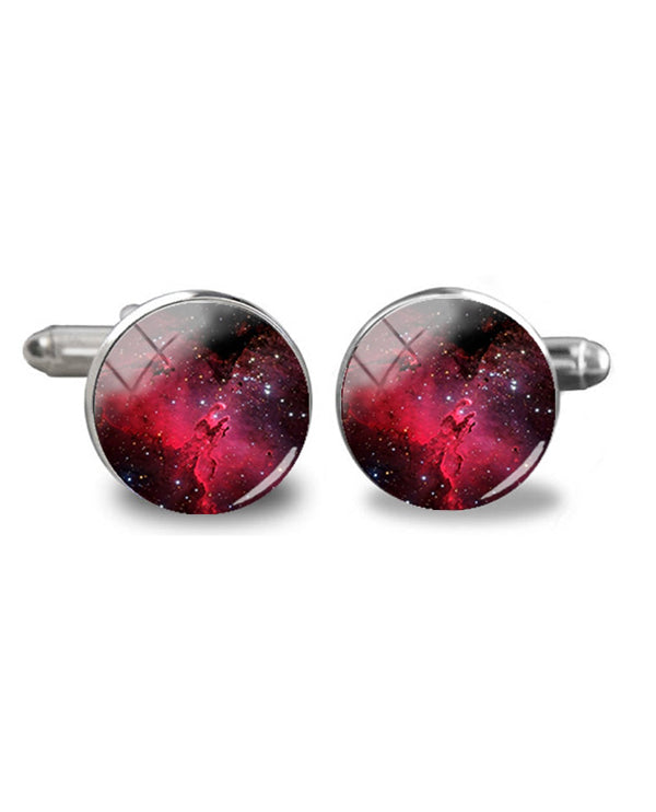 Men's Galaxy Cufflinks