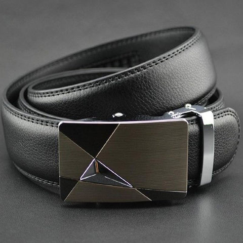 Mens Executive Belt - Genuine leather