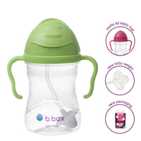 *NEW* sippy cup - apple