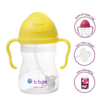 *NEW* sippy cup - lemon