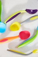 Toddler cutlery set - passion splash