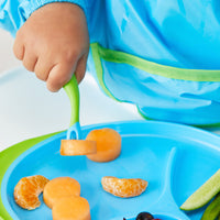 Toddler cutlery set - ocean breeze