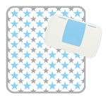 diaper wallet - shining star