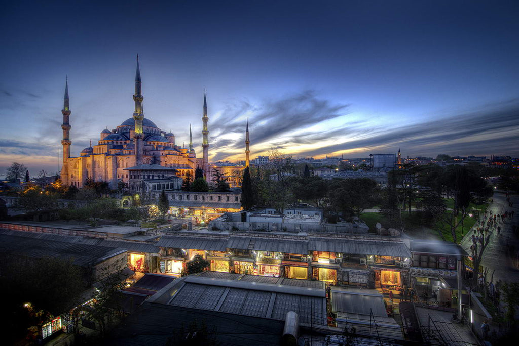 Istanbul Blue