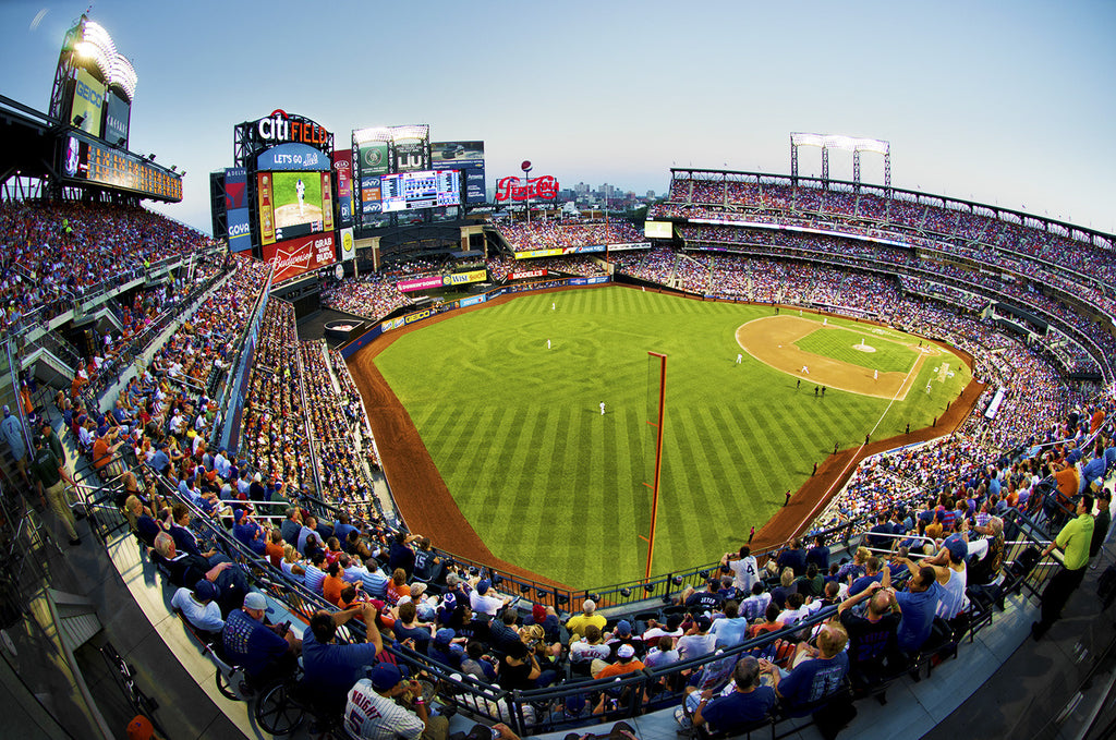 Citi Field Fisheye
