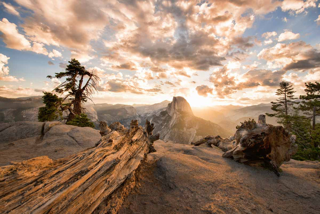 Glacier Point Sunrise