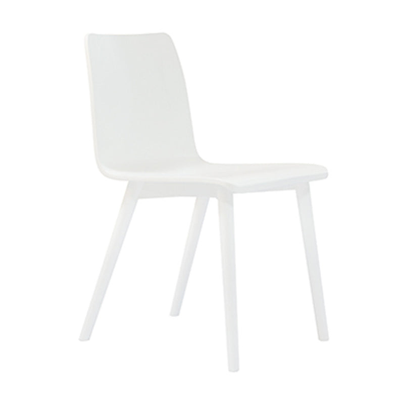 Archer Dining Chair, White