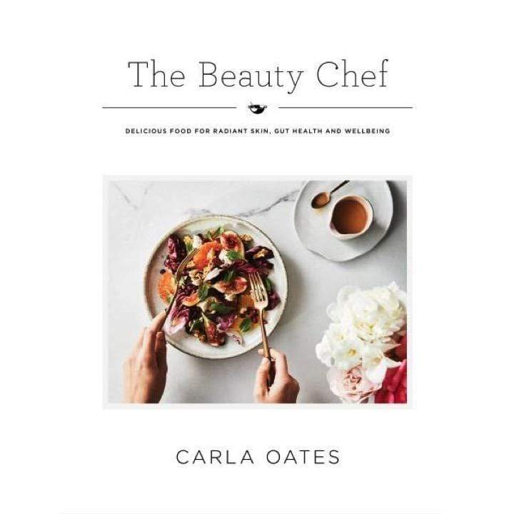 Books Accessories The Beauty Chef by Carla Oates