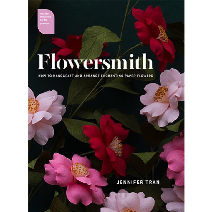 Books Book Flowersmith by Jennifer Tran