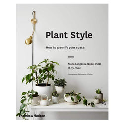 Books Book Plant Style: How to Greenify Your Space