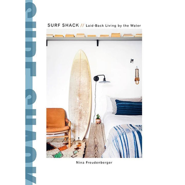 Books Book Surf Shack by Nina Freudenberger