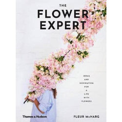 Books Book The Flower Expert by Fleur McHarg