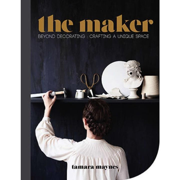 Books Book The Maker by Tamara Maynes