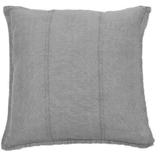 Eadie Cushion Luca Boho Cushion, Silver Gray