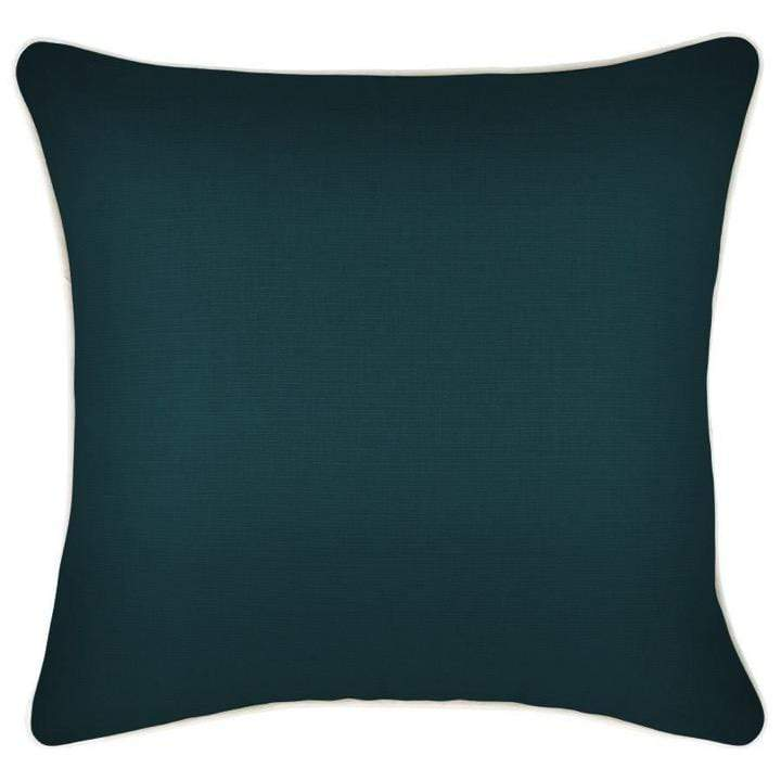 Escape to Paradise Cushions Teal Cushion Cover