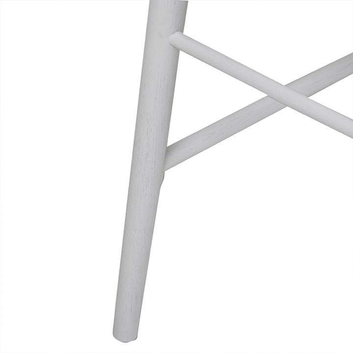 Globewest Bar Stools Sketch Tami Barstool, White