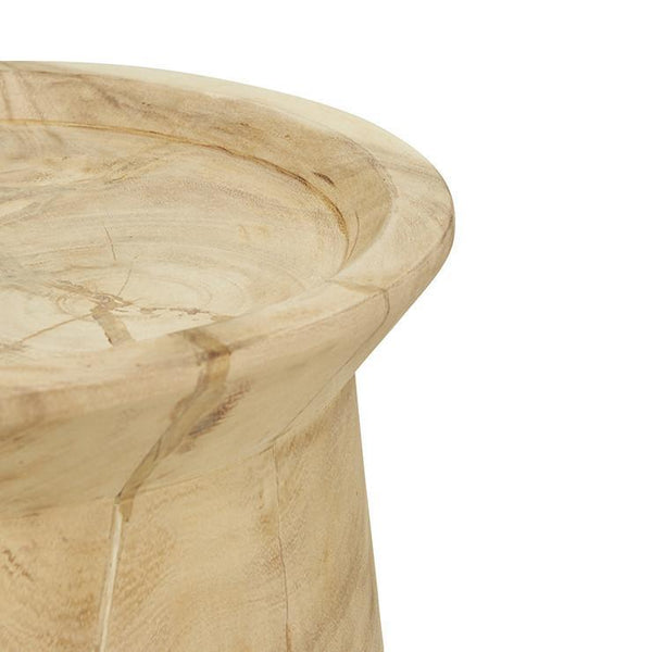 Globewest Chairs + Stools + Ottomans Woodland Lip Stool