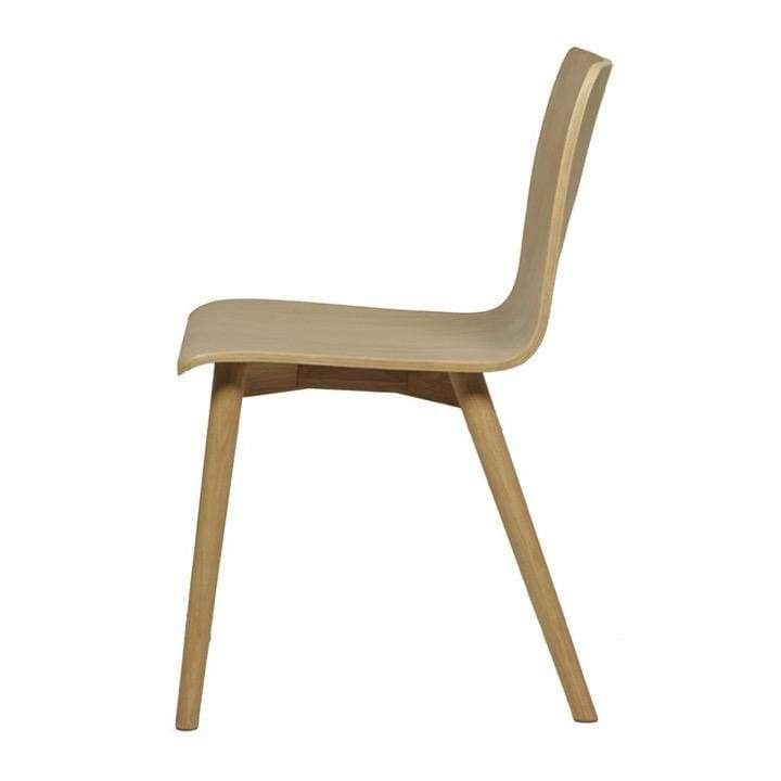 Globewest Dining Chair Sketch Tami Dining Chair, Natural