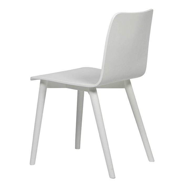 Globewest Dining Chair Sketch Tami Dining Chair, White