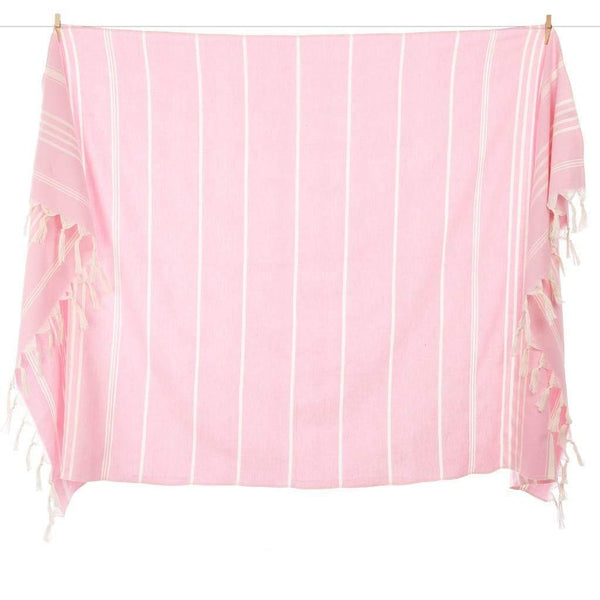Granite Lane Bath + Body Cleo Towel - Pink