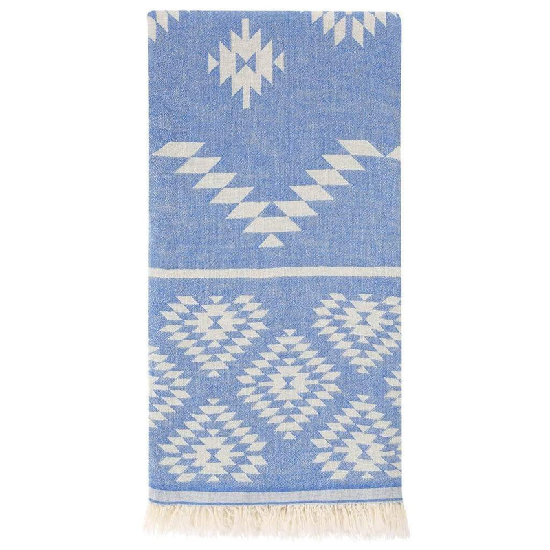 Granite Lane Bath + Body Patara Towel - Blue