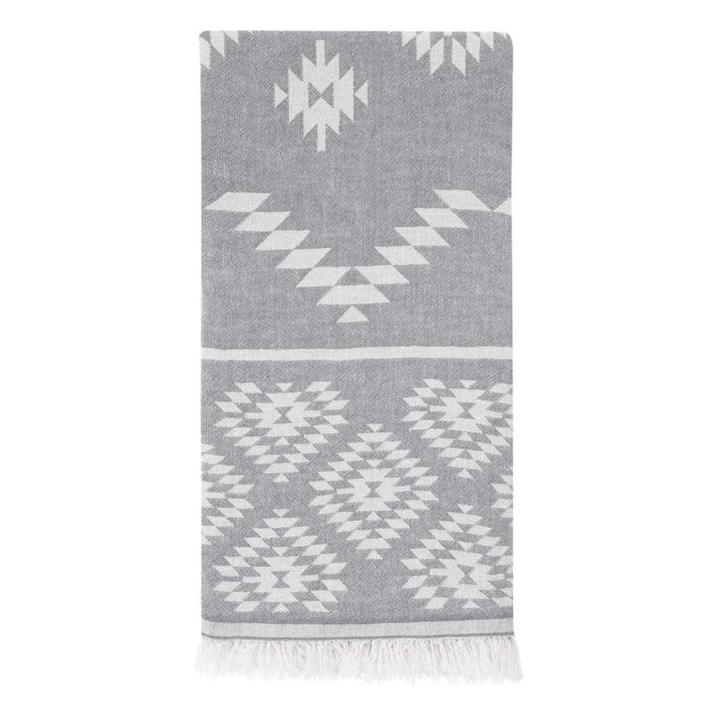Granite Lane Bath + Body Patara Towel - Grey