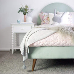 Granite Lane Bedhead Ferryhill Bed - Australian Made