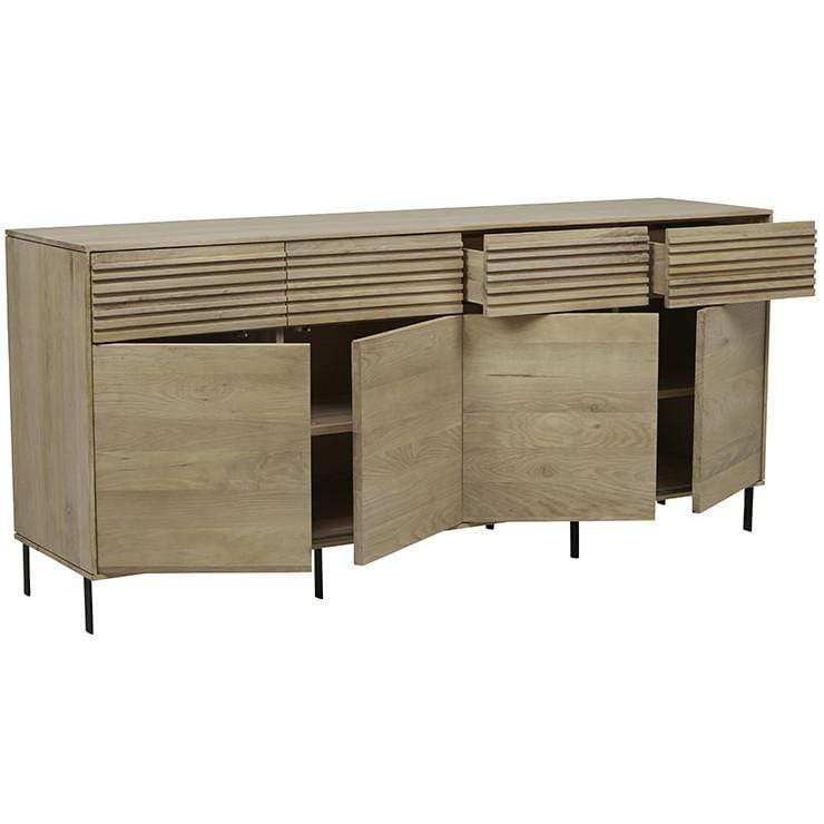 Granite Lane  Furniture Linea Etch Buffet