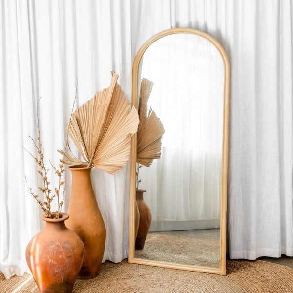 Granite Lane Mirror Byron Arch Mirror
