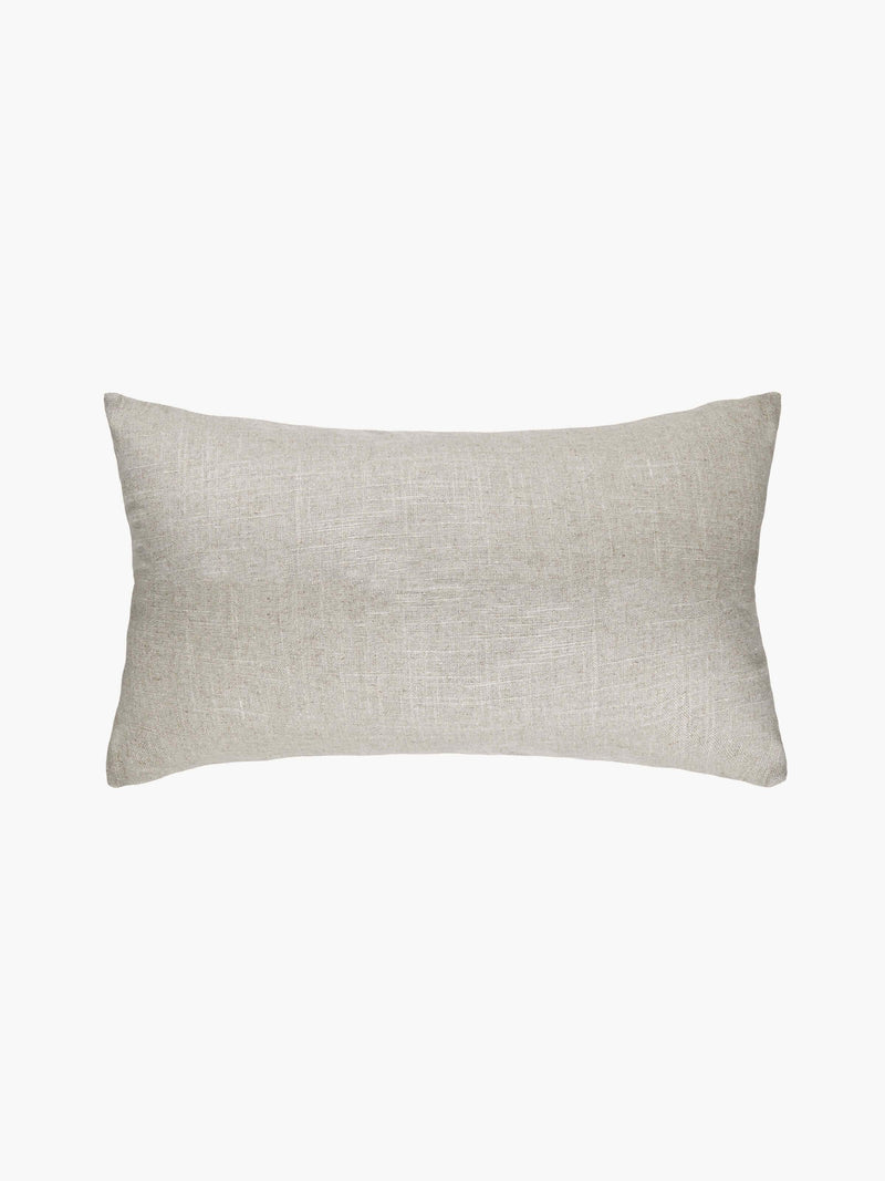 L&M Home Cushions Etro Toffee Rectangle Cushion