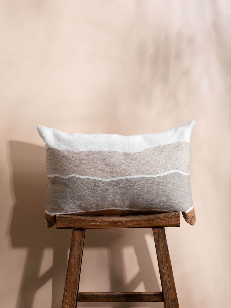 L&M Home Cushions Sands Rectangle Cushion