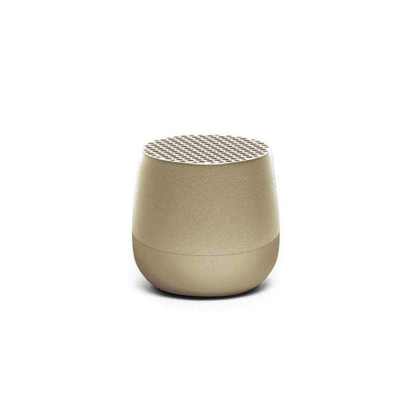 Lexon Accessories Lexon Mino Bluetooth Speaker, Gold