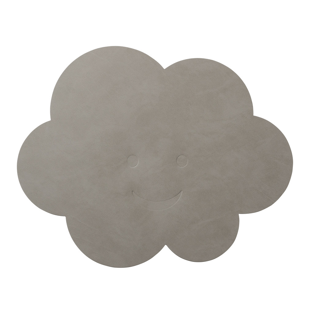Lind DNA Tableware Cloud Table Mat - Light Grey