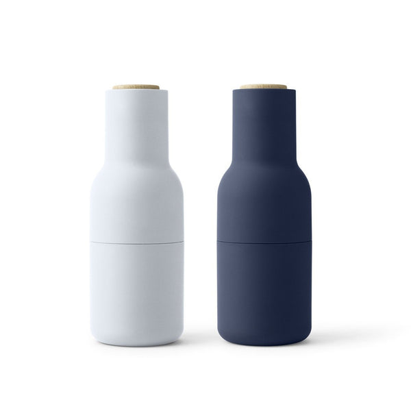 Menu Kitchen Essentials Salt & Pepper Bottle Grinders - Classic Blue