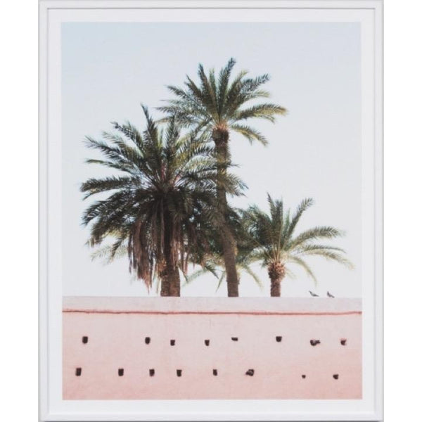 Middle of Nowhere Art Marrakech Print
