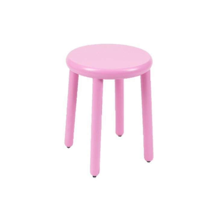 Middle of Nowhere Chairs + Stools + Ottomans Oslo Stool, Candy