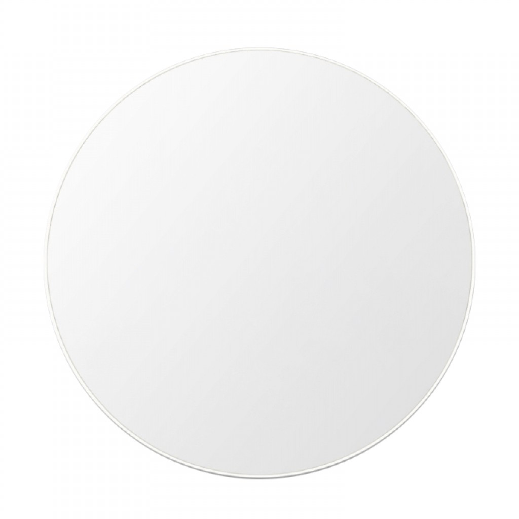 Middle of Nowhere Mirror Flynn Mirror White